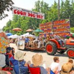 Coon Dog Day Parade 2