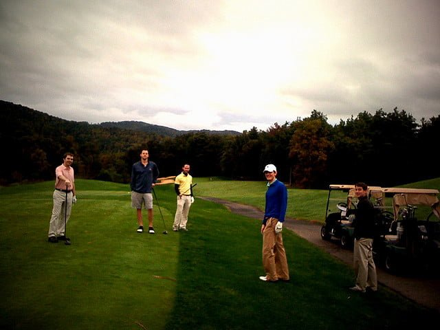 Test Your Game at These Asheville Golf Courses