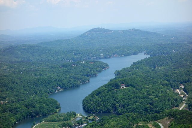 Things To Do In Lake Lure Nc Orchard Inn