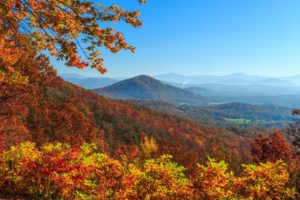 Asheville in Autumn