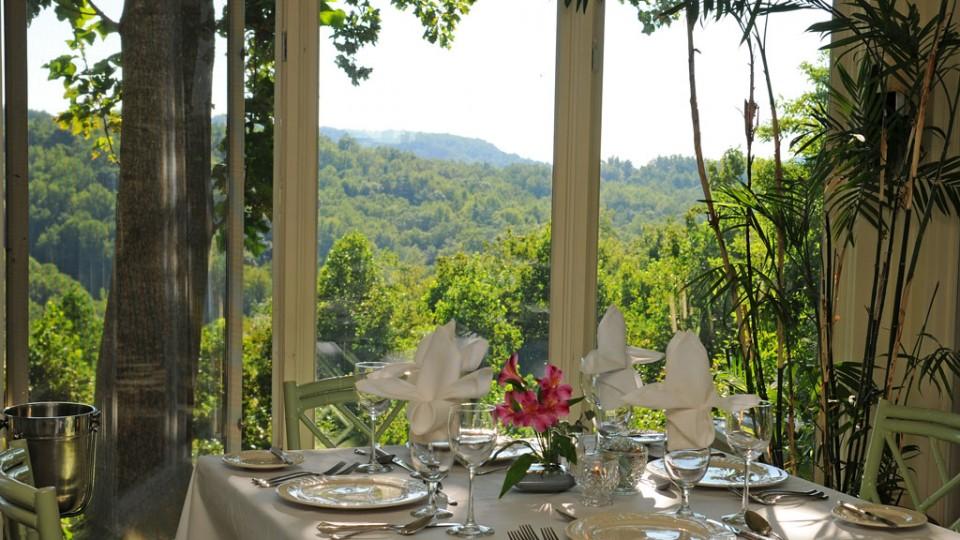 Saluda NC restaurant near Asheville, Hendersonville, Flat Rock NC