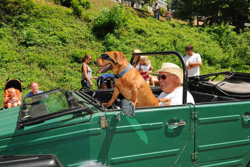 Coon Dog Day Orchard Inn
