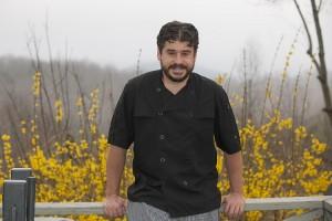 Chef Stuart Partin