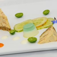 Newmans Restaurant Smoked Trout Rillette