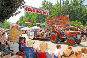 Saluda Coon Dog Day Parade