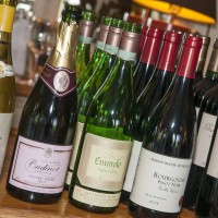 Wines at Orchard Inn
